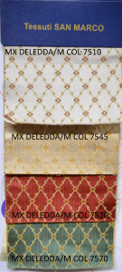 Tessuto San Marco MX DELEDDA/ M
