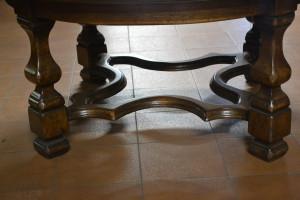 Tavolino filetto largo stile 700 T 36