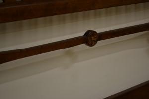 Letto singolo in legno di acero massello ART LET 10