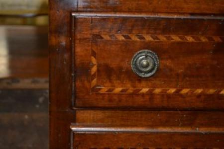 Settimanale in legno antico ART  SET 01