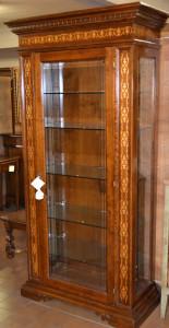 Display cabinet Bassano model