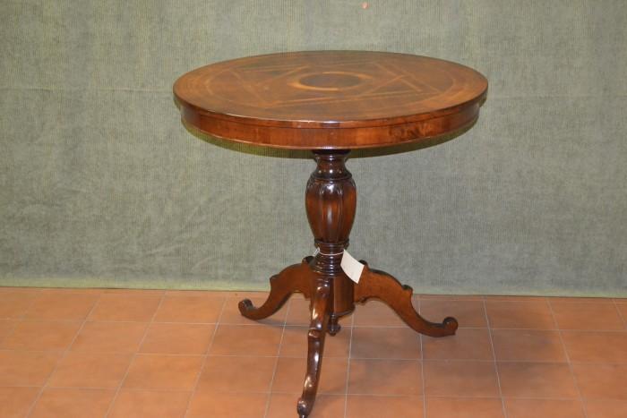 Tavolini - Livio Bernardi Mobili - Mobili darte artigianali in legno