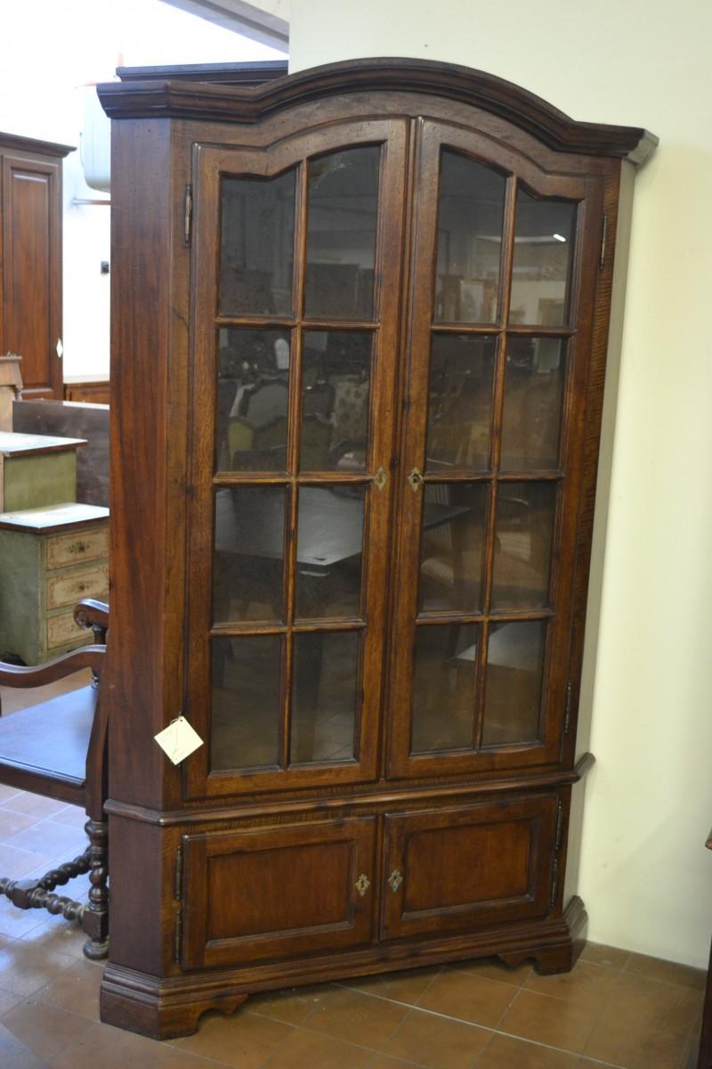 Angoliera con griglia legno livio bernardi mobili - Mobili d arte ...