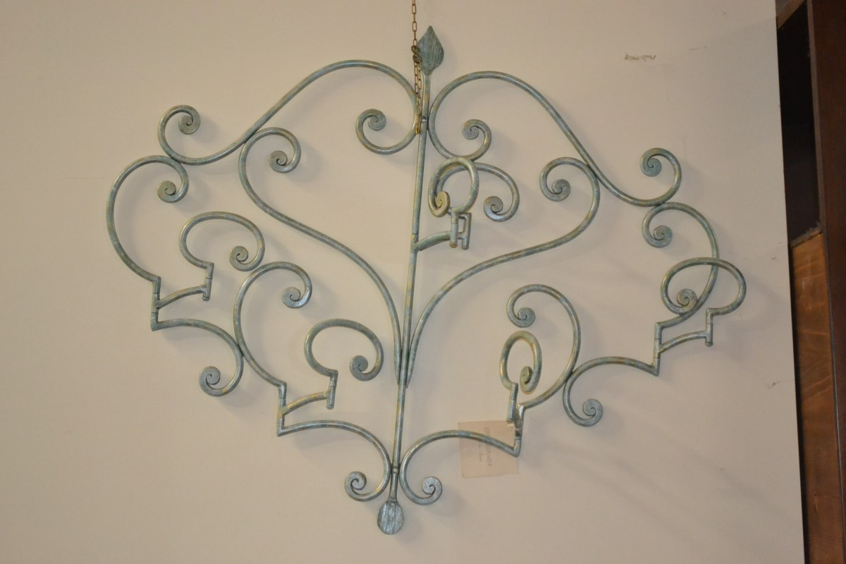 Attaccapanni in ferro orientabile ART APP 07