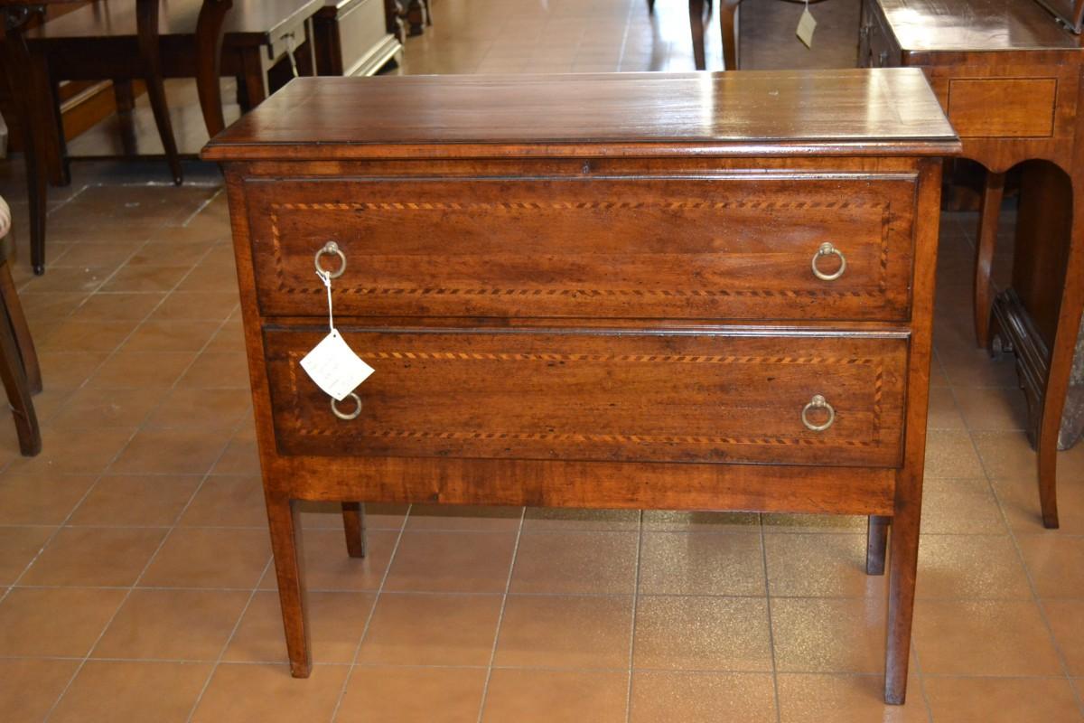 Comoncino legno antico livio bernardi mobili mobili d - Mobili d arte ...
