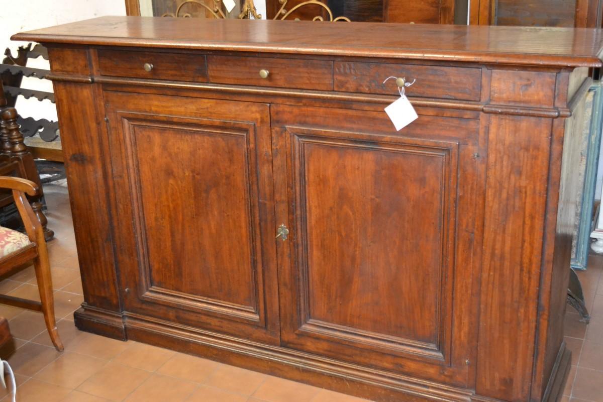 Credenza in stile toscano livio bernardi mobili mobili - Mobili stile toscano ...