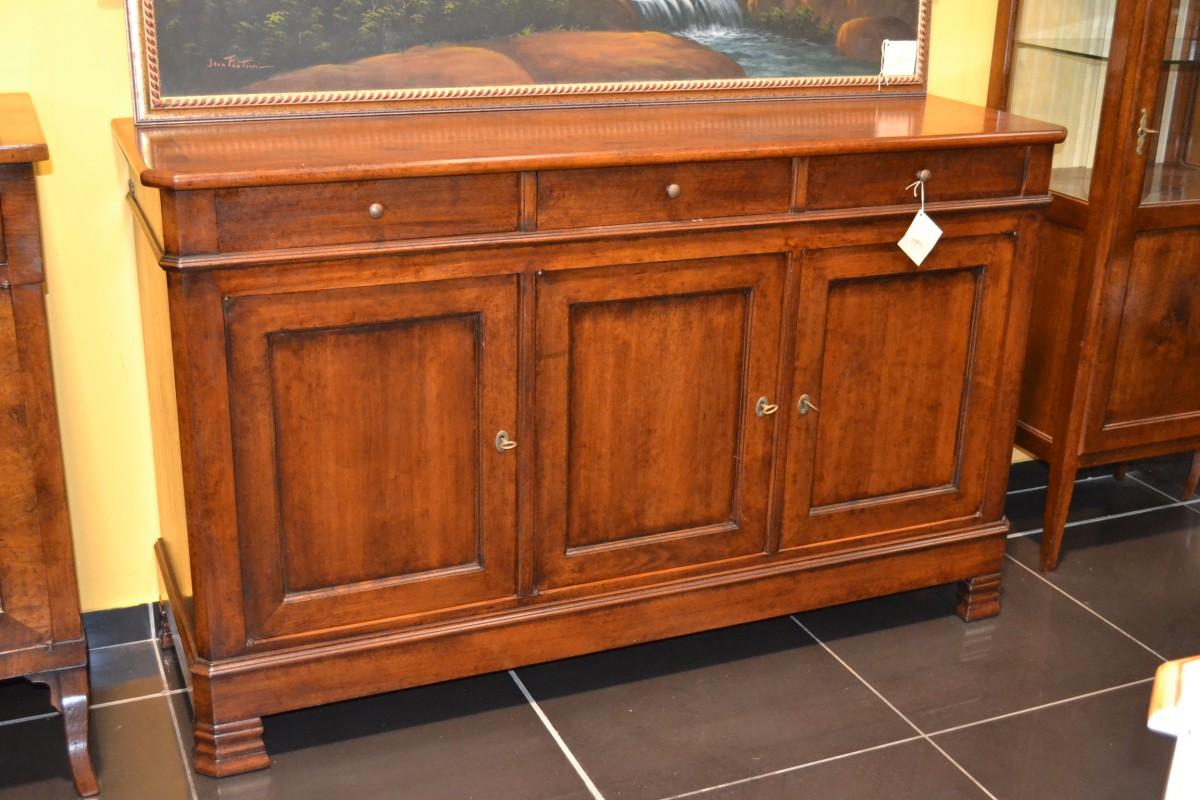 Credenza stile provenzale livio bernardi mobili mobili d 39 arte artigianali in legno - Mobili stile provenzale ...