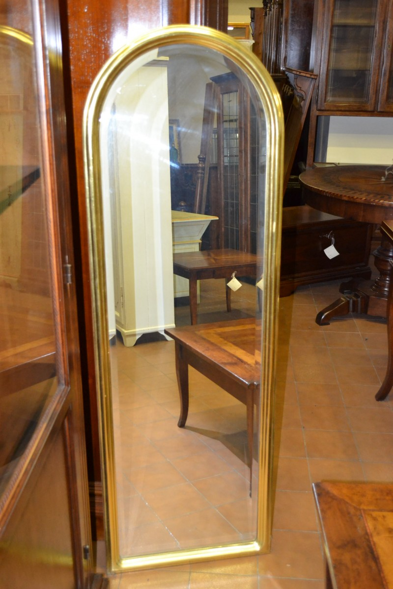 Large mirror livio bernardi mobili mobili d 39 arte - Mobili d arte ...