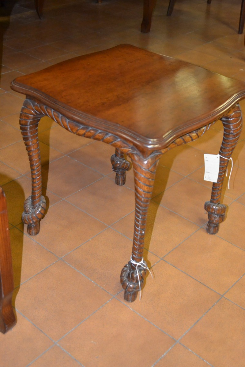 Tavolino nodo livio bernardi mobili mobili d 39 arte - Mobili d arte ...