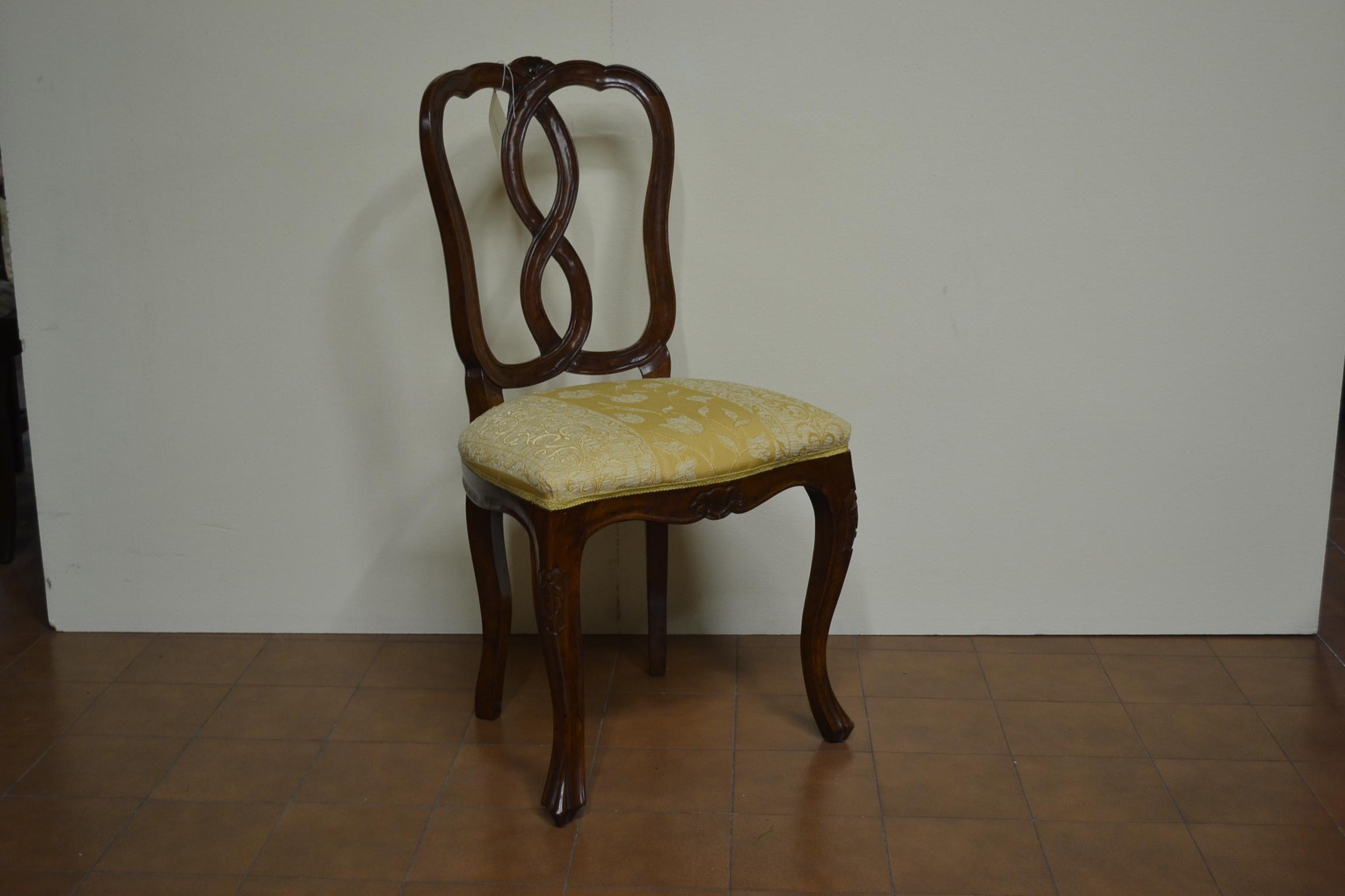 Sedie Stile Windsor : Sedia stile 700 con otto sed 03 livio bernardi mobili mobili d