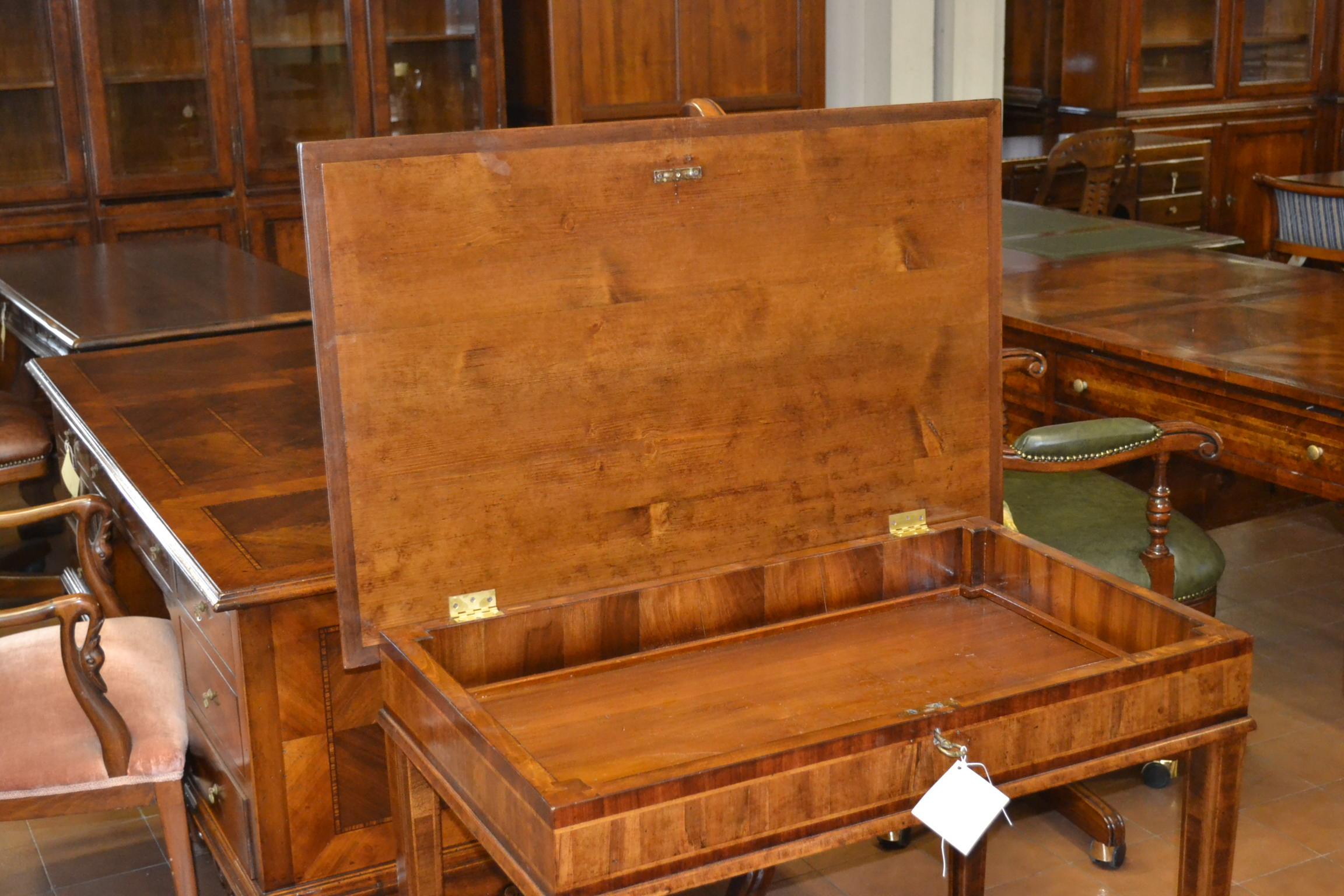 Scrittoio segreto livio bernardi mobili mobili d 39 arte - Mobili con segreto ...