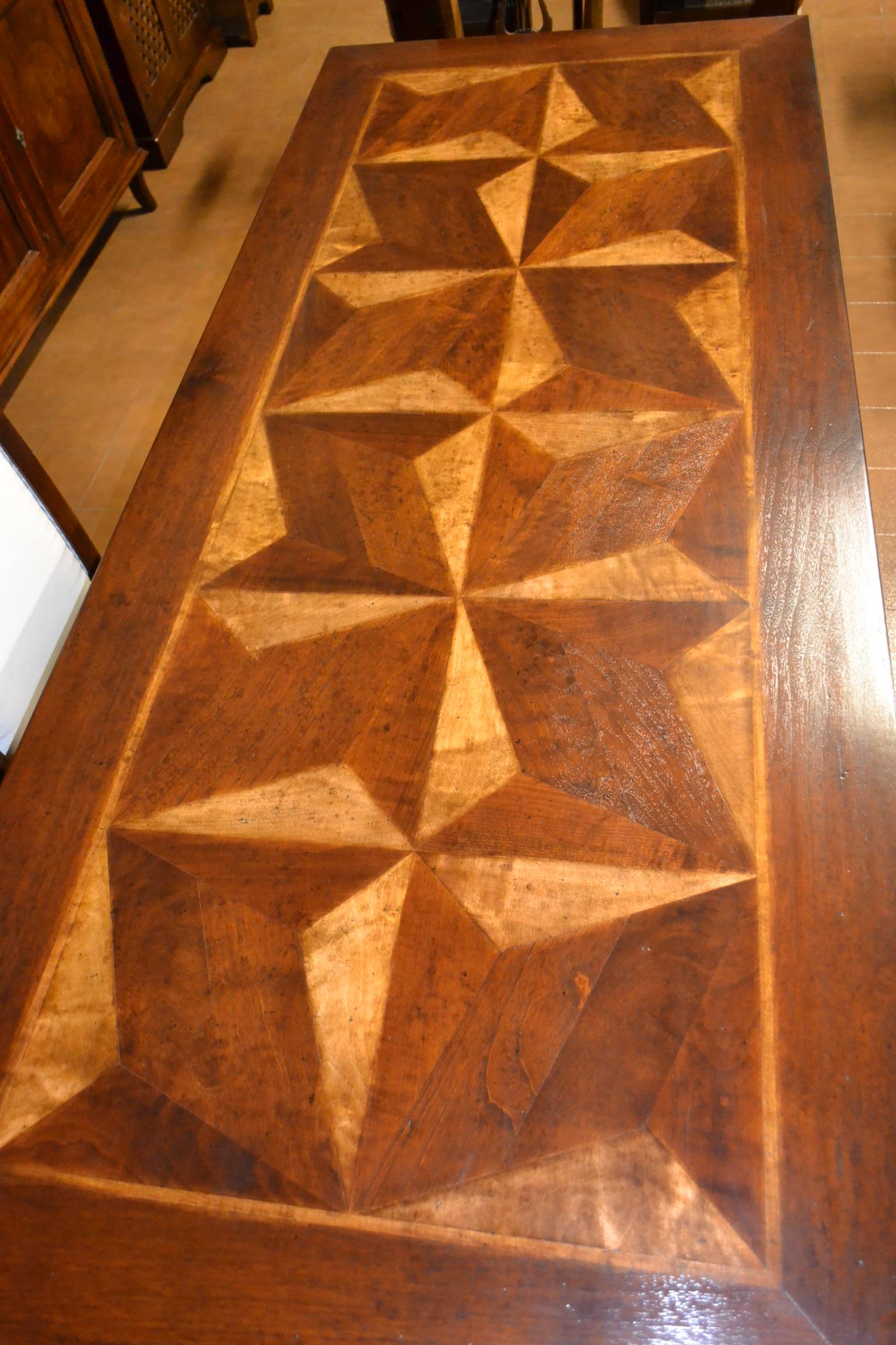 Intarsio z livio bernardi mobili mobili d 39 arte for Cassapanche piccole legno